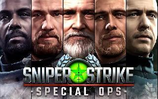 sniper strike  fps 3d shooting game