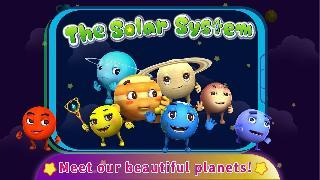 the solar system - for kids