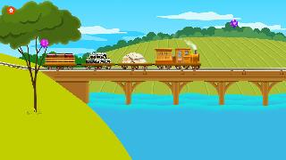 train builder - driving games