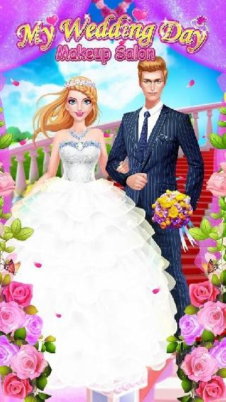 wedding makeup salon - love story