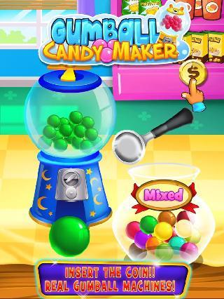 bubble gum maker gumball free