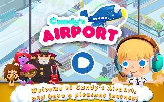 candy's airport