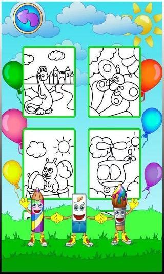 coloring pages - drawing