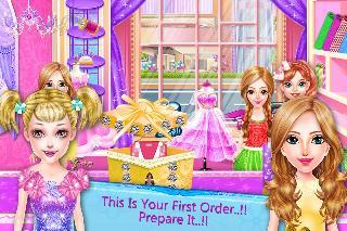 girls clothing factory