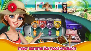 ice cream slush maker - cooking game