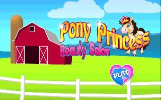 pony princess beauty salon