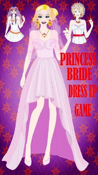 princess bride dress up game