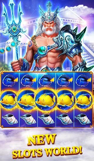 slot machines: legend of greece