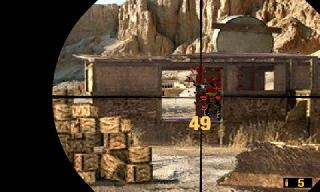 sniper attack - shooting games