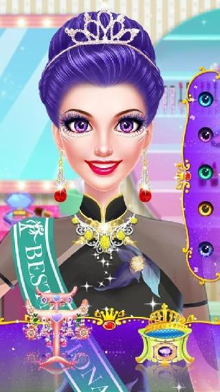 top model salon - beauty contest makeover