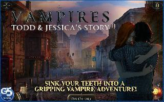 vampires: todd and jessica
