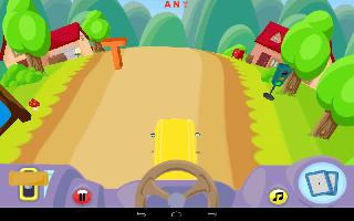 alphabet car: learn abc's lite