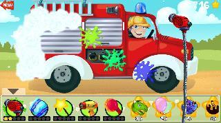 amazing car wash: for kids