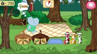 cafe mania: kids cooking games