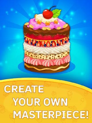 cake cooking games for kids