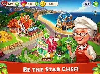 cooking town: restaurant chef