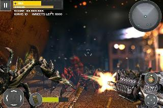 dead invaders: fps shooting game and modern war 3d