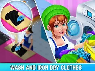 laundry service dirty clothes washing