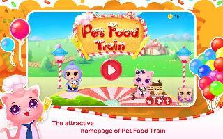 pet food train
