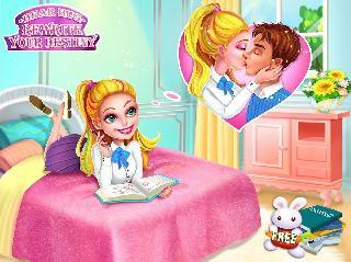 secret love diary! story games