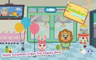 uncle bear's happy supermarket