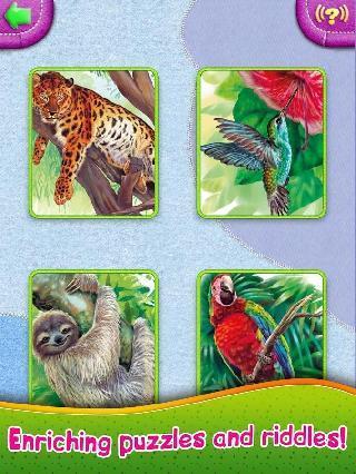 animal kingdom for kids full