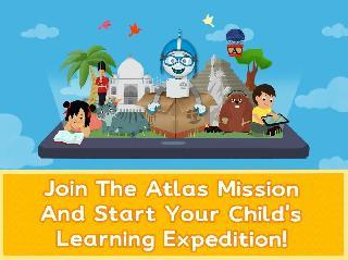 atlas mission pre-school game
