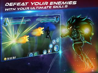 dragon shadow battle warriors: super hero legend