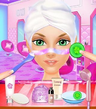 fashion star: model salon