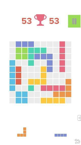 gridblock - puzzle game