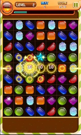 jelly genie match3 for android