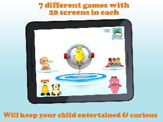 learning games 4 kids - babytv