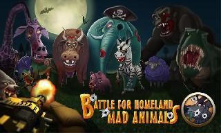 mad animals