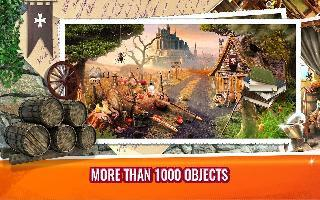 old castle hidden object game