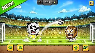puppet soccer zoo - football