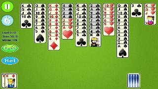 spider solitaire epic