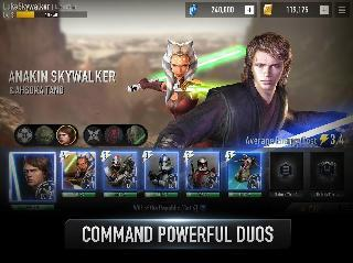 star wars : force arena