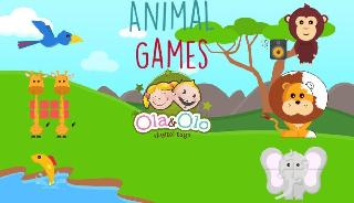 animal sounds - toddler games