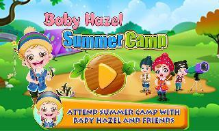 baby hazel summer camp