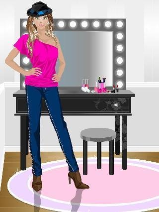 best dress up and makeup games