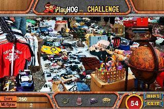 challenge #5 flea market free hidden objects games