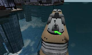 cruise ship parker simulator