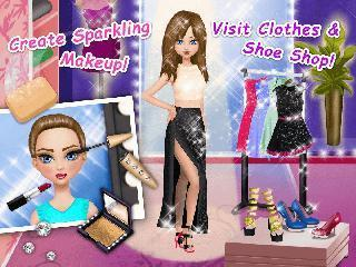 fashion show top model dressup