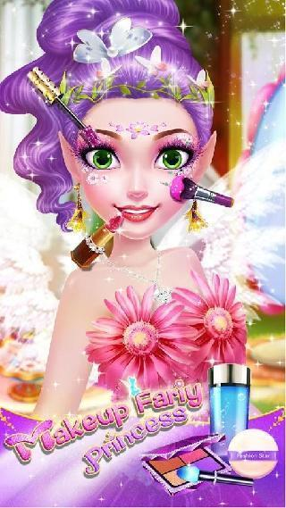 makeup fairy princess