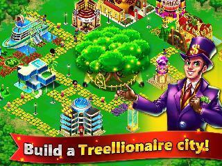 money tree city - town builder