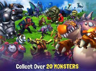 monstro city: rampage