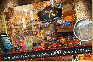 new free hidden object games free new social mall