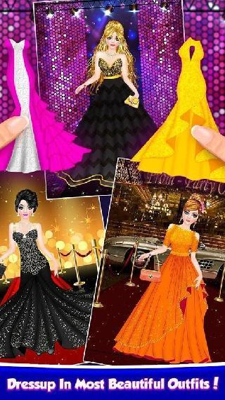 prom party fashion doll salon
