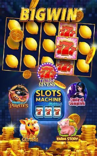 Free slot machine mania