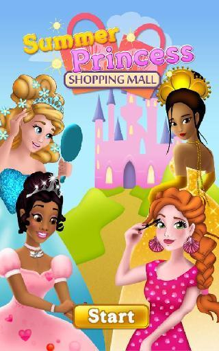 summer princess shopping mall